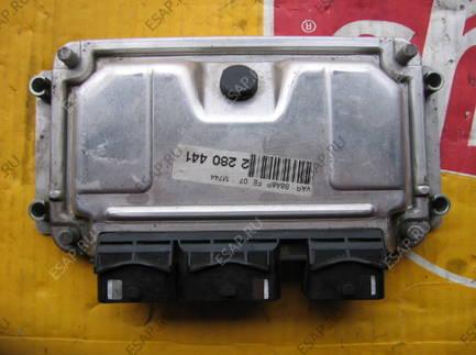 БЛОК УПРАВЛЕНИЯ 0261206246 - Citroen Saxo, Peugeot 106