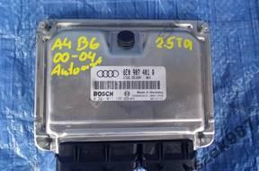 БЛОК УПРАВЛЕНИЯ Audi A4 B6 автомат 2.5 TDI 8E0907401Q