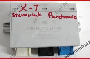БЛОК УПРАВЛЕНИЯ BMW X3 E83  __   PDC ПАРКТРОНИК
