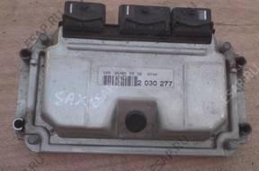 БЛОК УПРАВЛЕНИЯ Citroen Saxo 1.1, 1999-2003 год