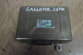 БЛОК УПРАВЛЕНИЯ   HYUNDAI GALLOPER 2.5TDI 1999 год