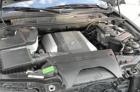 BMW X5 E53 E38 E39 5 4,4i 286KM M62 B44 TU двигатель