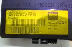 BSI XSARA II 9649053680 73008512 CN2
