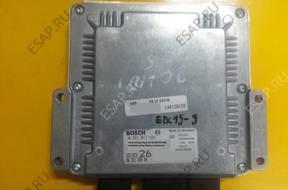 CITROEN C5 2.0 HDI 0281011524 9652183880 EDC15-9
