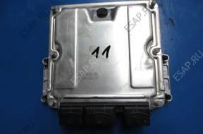 Citroen C5 HDI БЛОК УПРАВЛЕНИЯ 0281010886 EDC15C2