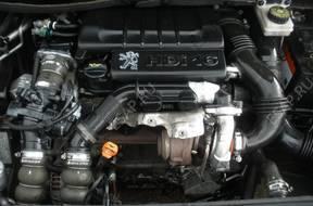 двигатель 1,6 HDI 9HX  PEUGEOT 207 307 308 407 C3 C4