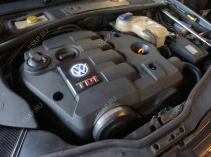 двигатель 1,9 TDI 130KM AWX AUDI A4 B6 A6 C5 лифт. версия