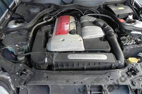 двигатель 111955 MERCEDES W203 2.0 KOMPRESOR 155 TYS.