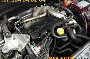 двигатель 1.9 DCI F9Q 758 F9 LAGUNA II лифт. версия 130KM