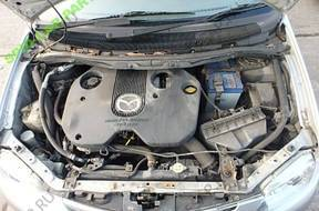 двигатель 2,0 DITD MAZDA PREMACY