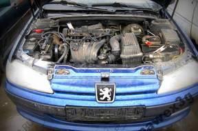 двигатель 2.0 16V PEUGEOT 406 CITROEN XANTIA GW RADOM