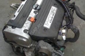 двигатель 2.0   ACURA  RSX  - IGA
