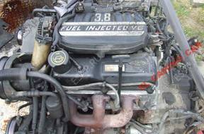 двигатель 3.8 V6 FORD WINDSTAR год.95-98 TANIE CZECI