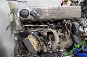 двигатель BEZ OSPRZTU SSANGYONG MUSSO 2,9D D29M-013