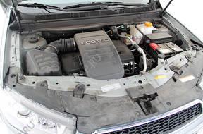 двигатель Chevrolet Captiva 2.4 ECOTEC лифт. версия 2013r