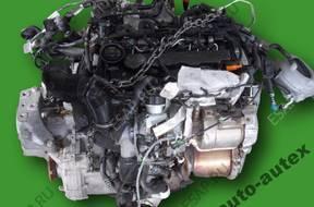 двигатель CKF 2.0 TDI 150KM SKODA OCTAVIA III GOLF 7
