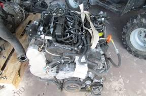 двигатель CLH SKODA OCTAVIA GOLF VII 2013 1,6 TDI