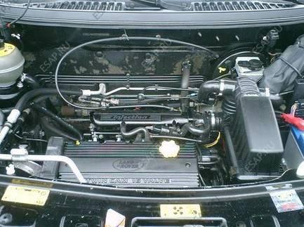 двигатель do auta marki Land Rover Freelander 1.8 16V