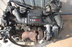 двигатель FIESTA FOCUS FUSION MAZDA 2 1.4 TDCI HDI