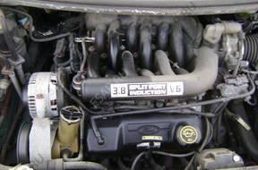 двигатель FORD WINDSTAR 3.8 с OSPRZTEM