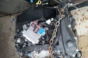 двигатель HUMMER H3 3.5 L КОМПЛЕКТНЫЙ. блок цилиндров ГБЦ