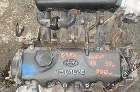 двигатель HYUNDAI ACCENT 1.3 G4EH BENZYNOWY WYPRZEDA