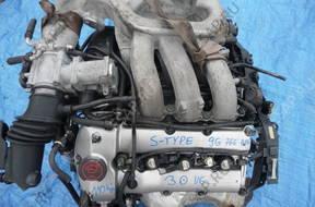 двигатель JAGUAR S-TYPE X-TYPE 3.0 V6 9G766AA