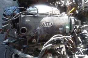 двигатель kia rio 1.3 00-04