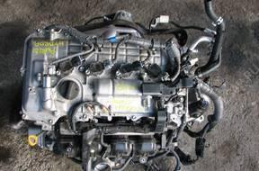 двигатель комплектный 2ZR TOYOTA AURIS 1.8i HYBRYDA 11 год,