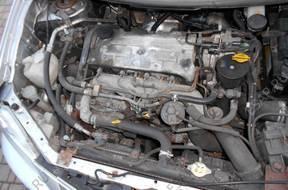 двигатель комплектный MAZDA PREMACY 2.0 DITD