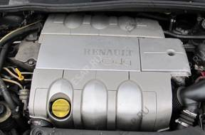 двигатель комплектный RENAULT VEL SATIS, SAAB 3,0 DCI