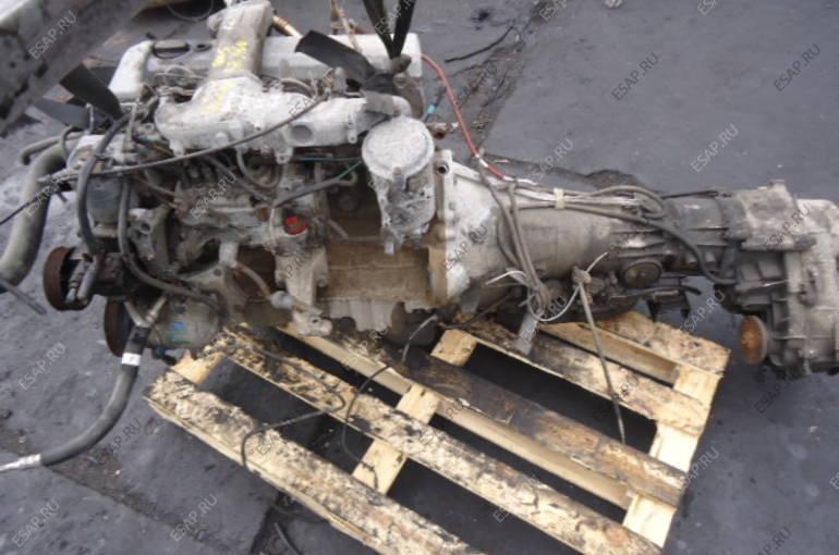 двигатель комплектный Ssangyong Musso, Korando 2.9 TD