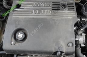 двигатель LANCIA LYBRA 1.9JTD 110KM 2001 год,.