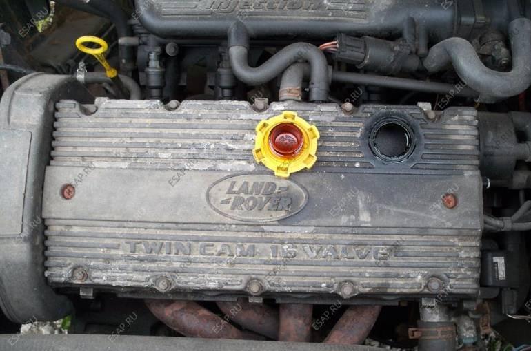 двигатель land rover freelander 1.8 16V Faktura