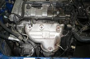 двигатель MAZDA PREMACY 2.0 бензиновый комплектный IDEA