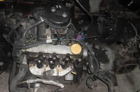 двигатель opel corsa B 1.4 +КОРОБКА ПЕРЕДАЧ