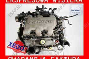 двигатель PONTIAC TRANS SPORT 00 3.4 SFI V6 LA001 VAN