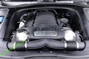 двигатель PORSCHE CAYENNE 4.8 WYMIANA