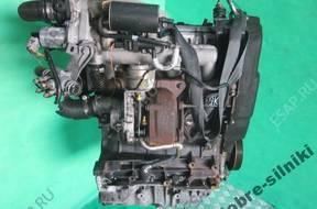 двигатель RENAULT LAGUNA ESPACE 1.9 DCI 120KM F9Q F9K