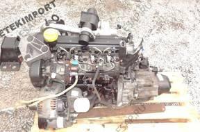 двигатель RENAULT MEGANE II 1.5 DCI KANGOO 2005