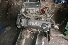 двигатель SEAT IBIZA SYSTEM PORSCHE 1.2