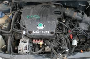 двигатель SKODA OCTAVIA 1.6 AKL 101KM WIDNICA