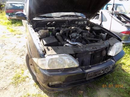 двигатель SSANGYONG MUSSO 2,9TD 120KM