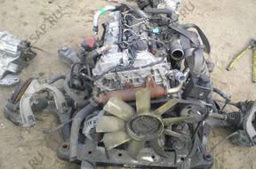 двигатель SSANGYONG RODIUS REXTON 2.7 XDI