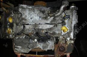 двигатель SUBARU IMPREZA WRX 2.5 TURBO 2002r