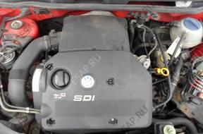 двигатель VW LUPO SEAT AROSA AKU 1.7 SDI