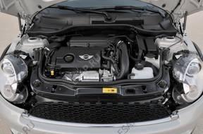 двигатель+Skrzynia+Komp Mini Cooper 1.6 Kat R56 120km