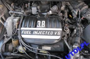 Ford Windstar 3.8 V6 двигатель Goy