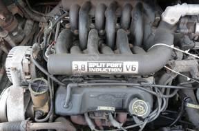 Ford Windstar 96r 3.8 V6 двигатель 205KM 255tys л.с.