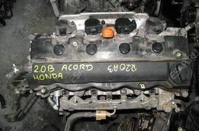 HONDA ACCORD 2010 2011 год, двигатель 2.0B R20A3